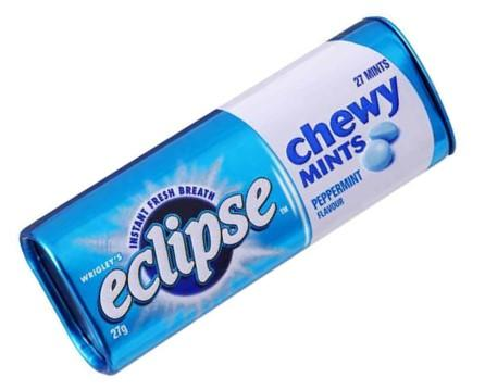 Eclipse Chewy Peppermint27GX20