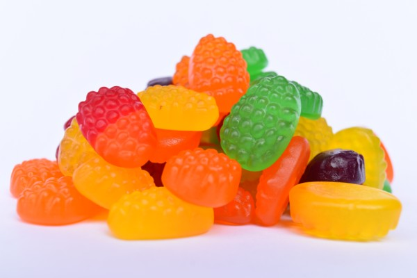 Bulk Fruit Gums