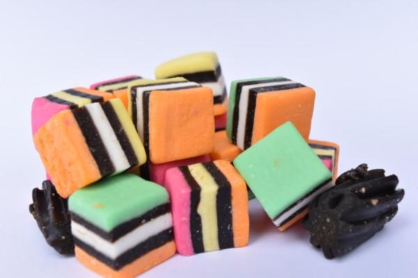 Licorice Allsorts 1kg