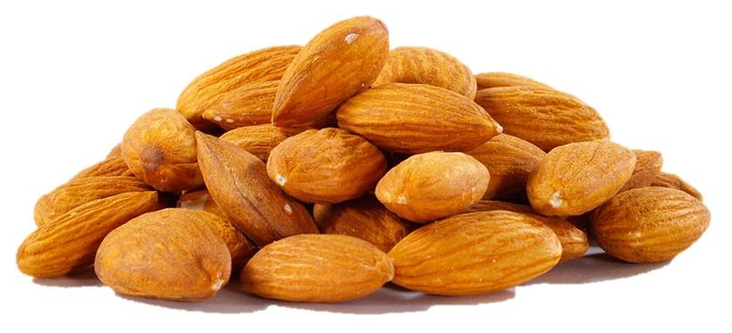 Almonds Raw 120g