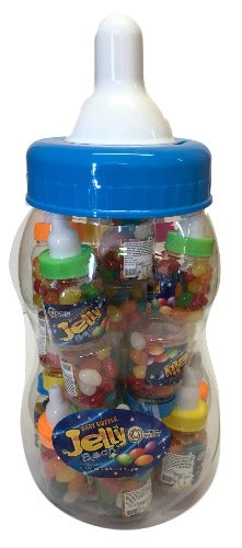 Assorted BABY BOTTLE JELLY BEANS 40G X 20 - nutsandsweets.com.au