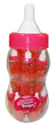 Pink Jelly Beans BABY BOTTLE (20 PACK)