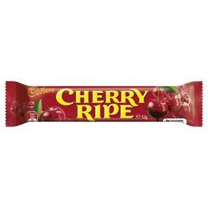 Chocolate Cadbury Cherry Ripe 52G X 48