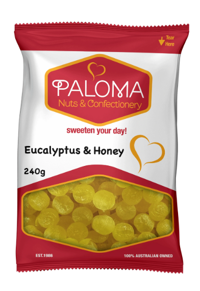 Paloma Eucalyptus & Honey