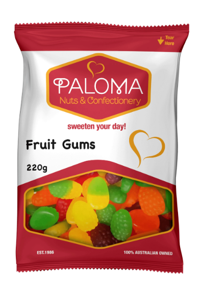 Paloma Fruit Gums