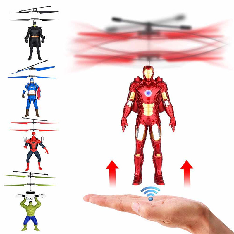 Toys - IRON MAN-The Flying SuperToy