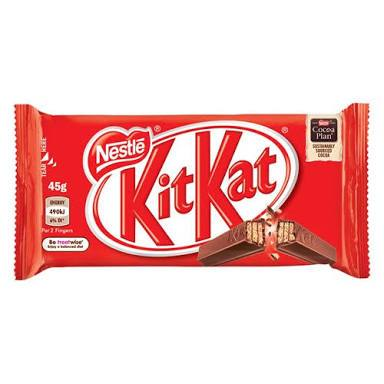 Chocolate KIT KAT 45G X 48