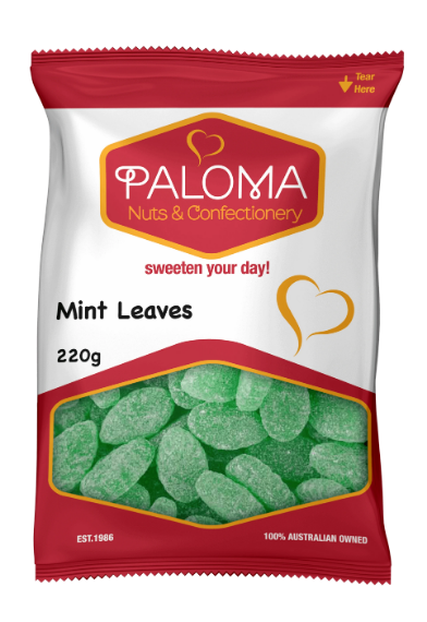 Paloma Mint Leaves