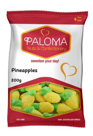 Paloma Pineapples