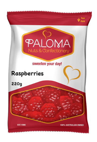 Paloma Raspberries