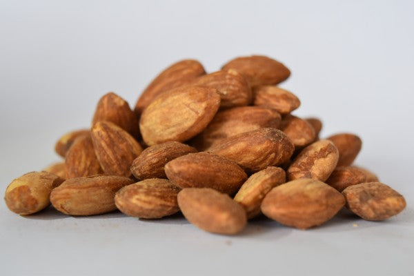 Premium almonds roasted in-house, available in bulk with quality flavour
