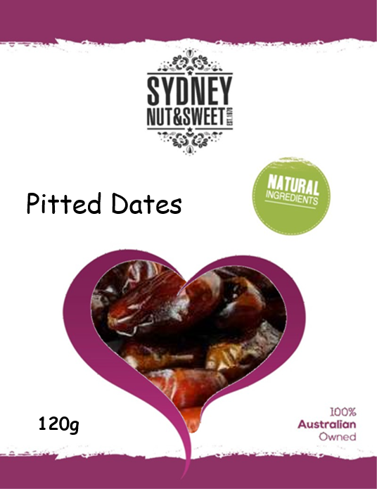 Sydney Nut and Sweet Pitted Dates - nutsandsweets.com.au