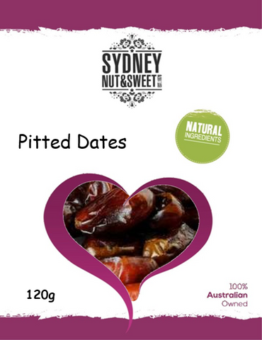 Pitted Dates 120g