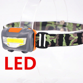 3W COB LED HEADLIGHTS