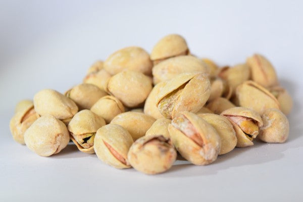 Quality pistachios, roasted in-house with a nutty flavour that will fill you mouth.