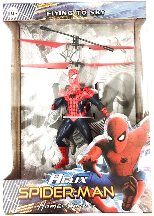 Toys - SPIDERMAN-The Flying SuperToy