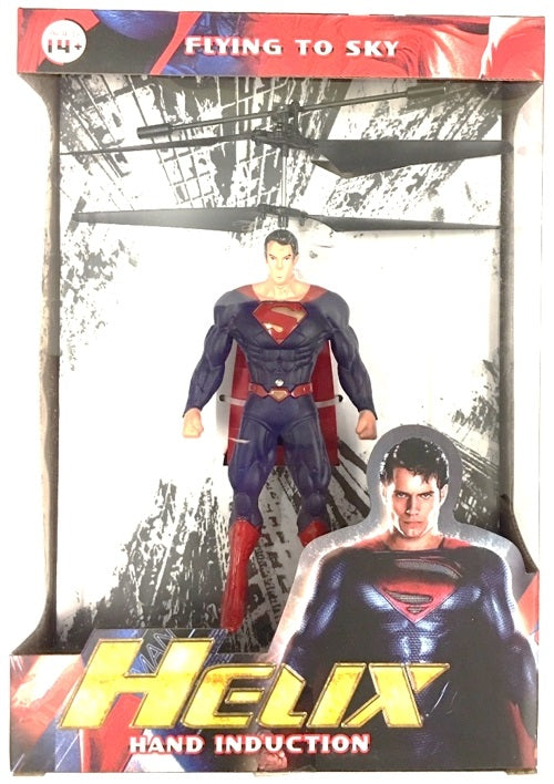Toys - SUPERMAN-The Flying Super Toy - nutsandsweets.com.au