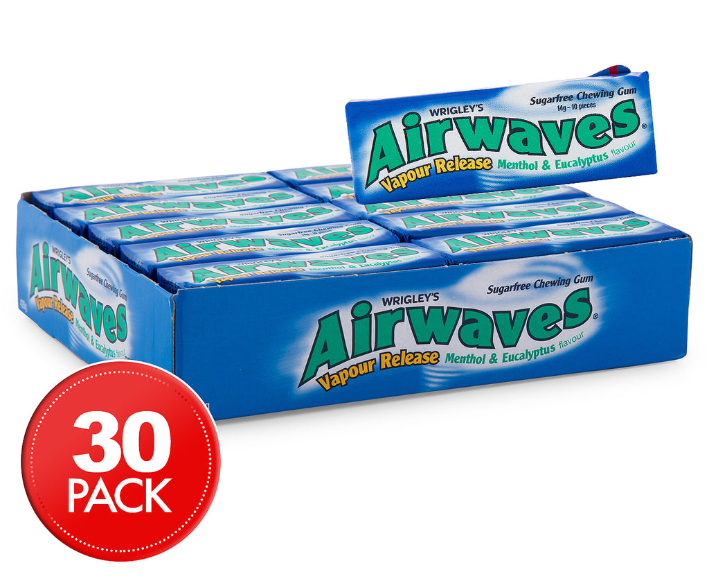 Wrigley's AIRWAVES 14G X 30