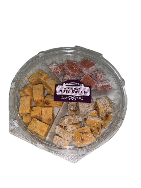 Sydney Nut & Sweet-Apricot and Strawberry Delight - nutsandsweets.com.au