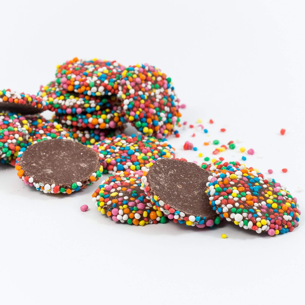 Paloma Chocolate Freckles (Peckers) - nutsandsweets.com.au