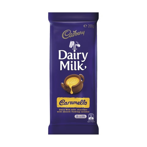 Chocolate Cadbury Caramello 200G X 15