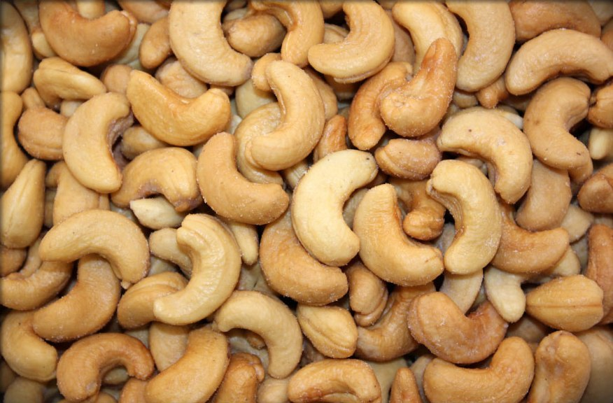 Sydney Nut and Sweet Salted Cashews (Jumbo Size)