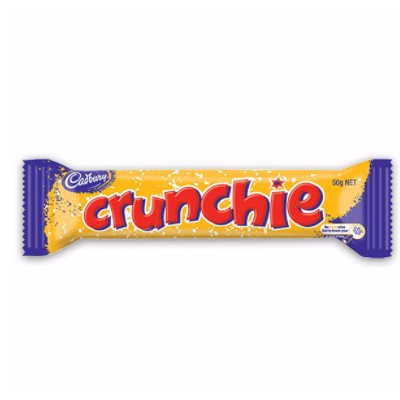 Chocolate Crunchie 50G X 42
