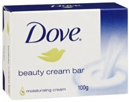 Dove Beauty Cream Bar 100G - nutsandsweets.com.au