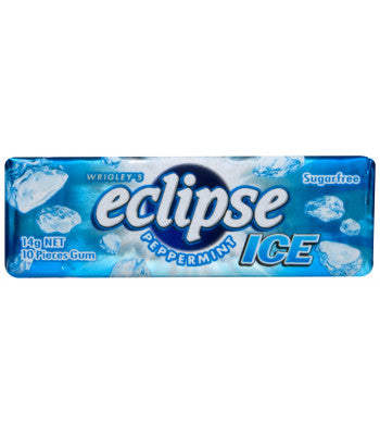 Gum Eclipse Ice Peppermint 14g X 30 - nutsandsweets.com.au