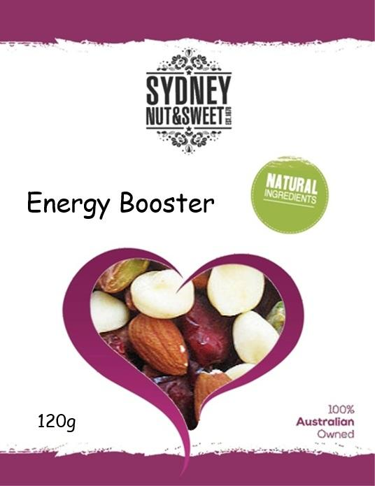 Sydney Nut & Sweet Energy Booster - nutsandsweets.com.au