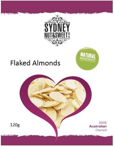 Sydney Nut and Sweet Flaked Almonds
