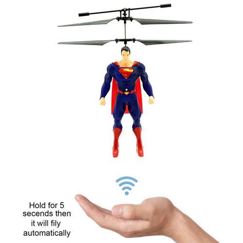 Toys - SUPERMAN-The Flying Super Toy