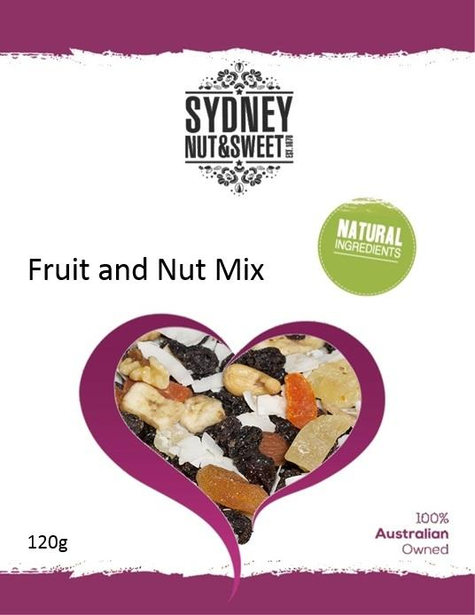 Sydney Nut and Sweet Fruit & Nut Mix