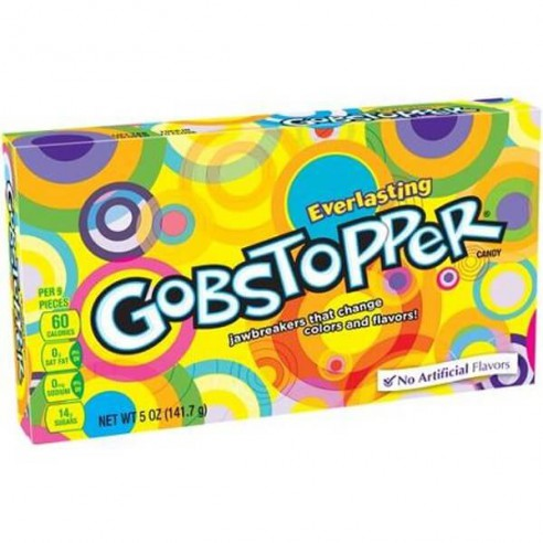 Confectionery Gobstopper 141.7G x 12