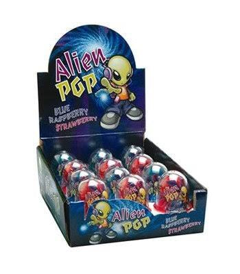 Novelty ALIEN POP  15G X 12
