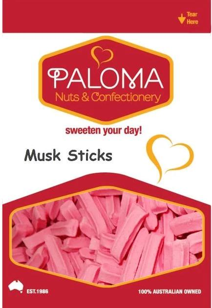 Paloma Musk Sticks
