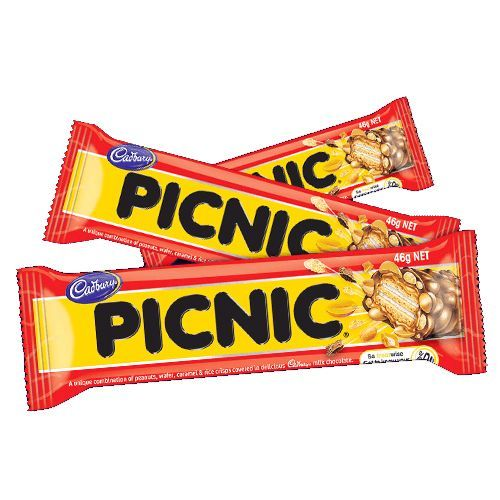 Chocolate Cadbury Picnic 46G X 25