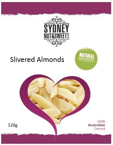 Sydney Nut and Sweet Slivered Almonds