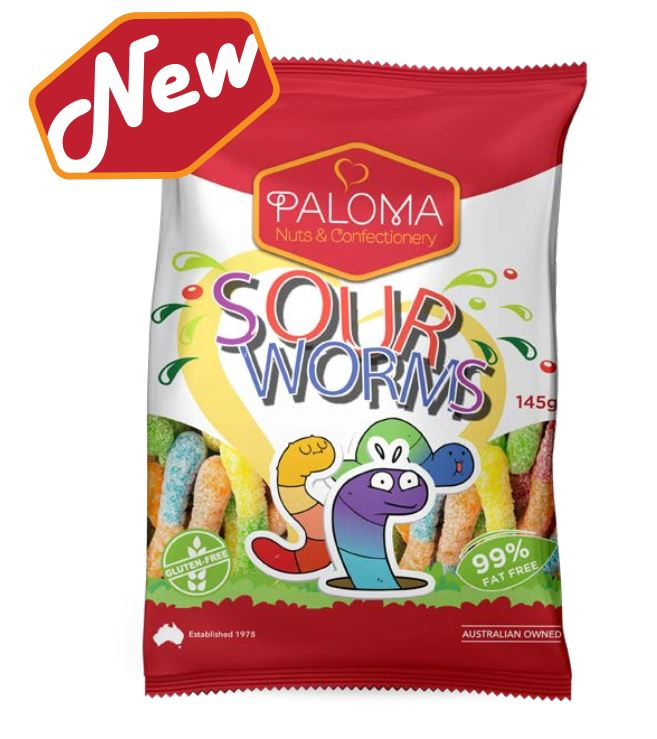 Paloma Sour Worms