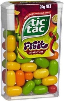 Tic Tac Fruit 24G X 24
