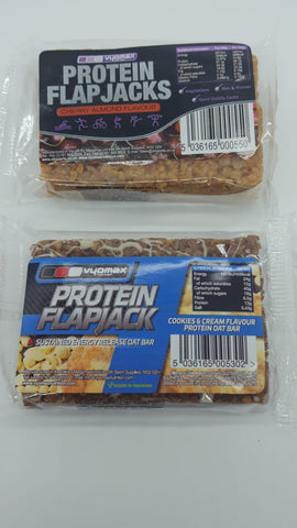 Vyomax Protein Flapjack