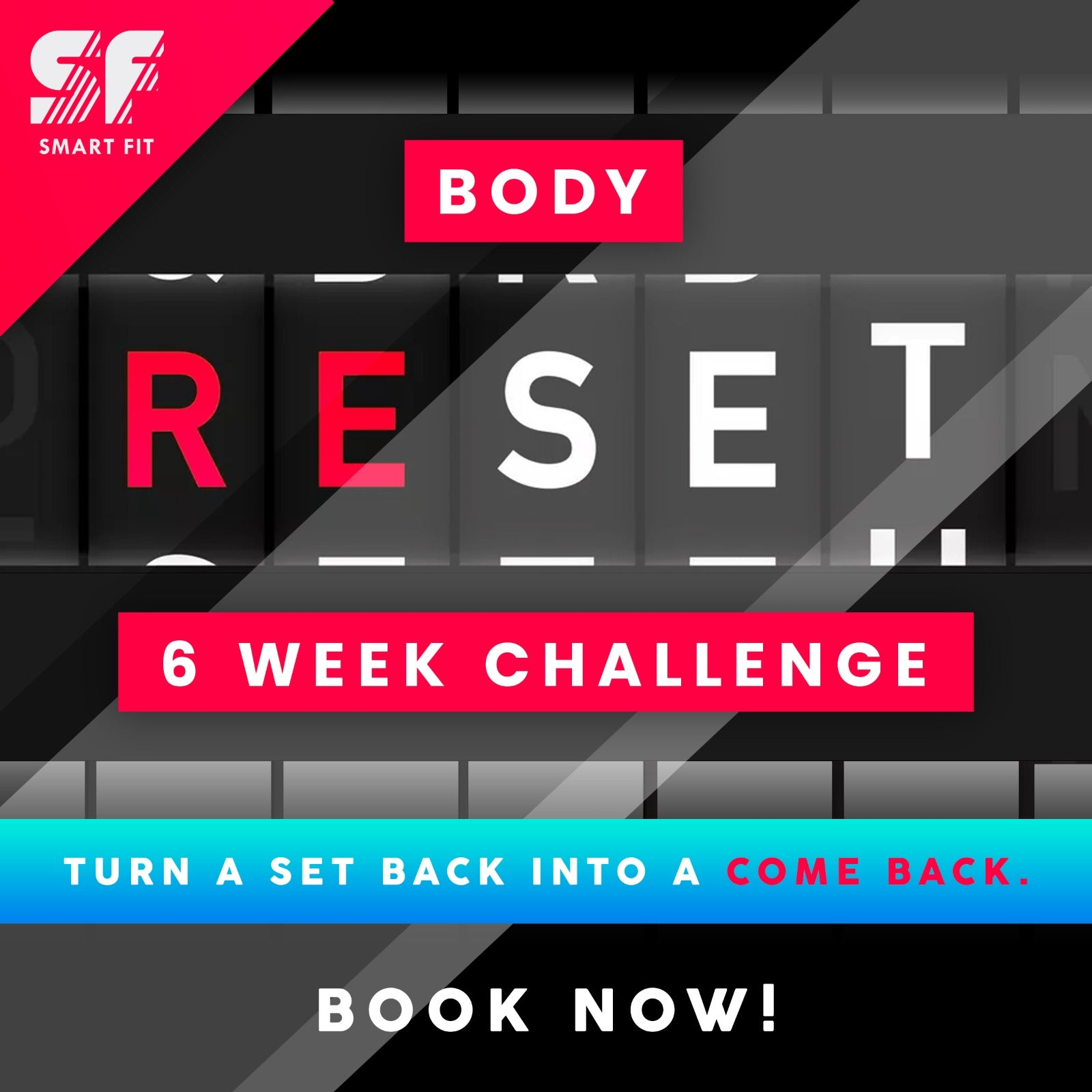 Body Reset 6 week challenge