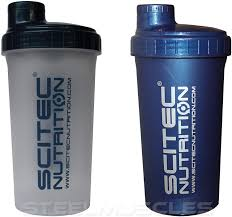 Plastic Shaker Applied/USN and Scitec