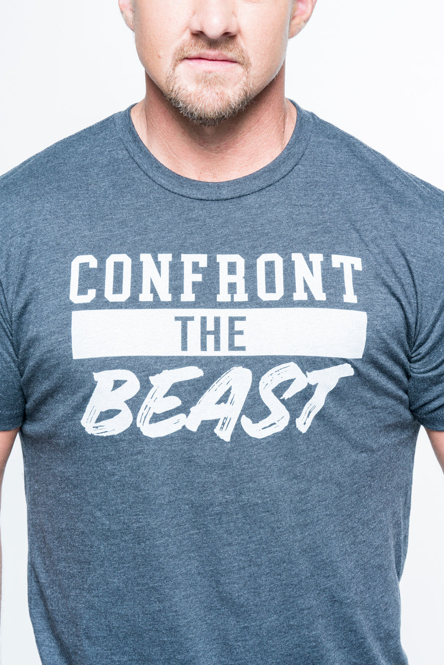 Confront the Beast Short Sleeve Tee