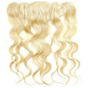 Brazilian Blonde Body Wave Frontal