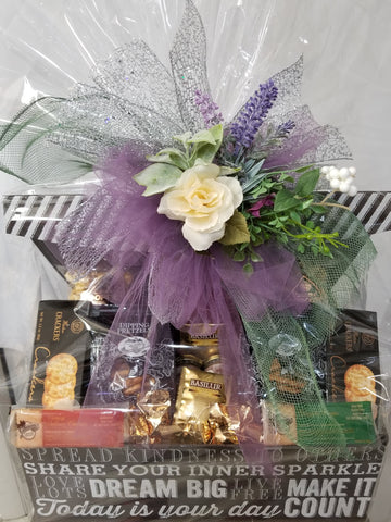 Customzed Gift Baskets - Handmade