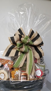 Customzed Gift Baskets - logo