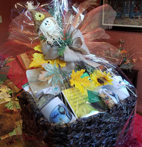 Autumn Customzed Gift Baskets