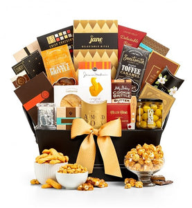 The Elegant Ritz Gift Basket