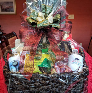 Christmas Customzed Gift Baskets